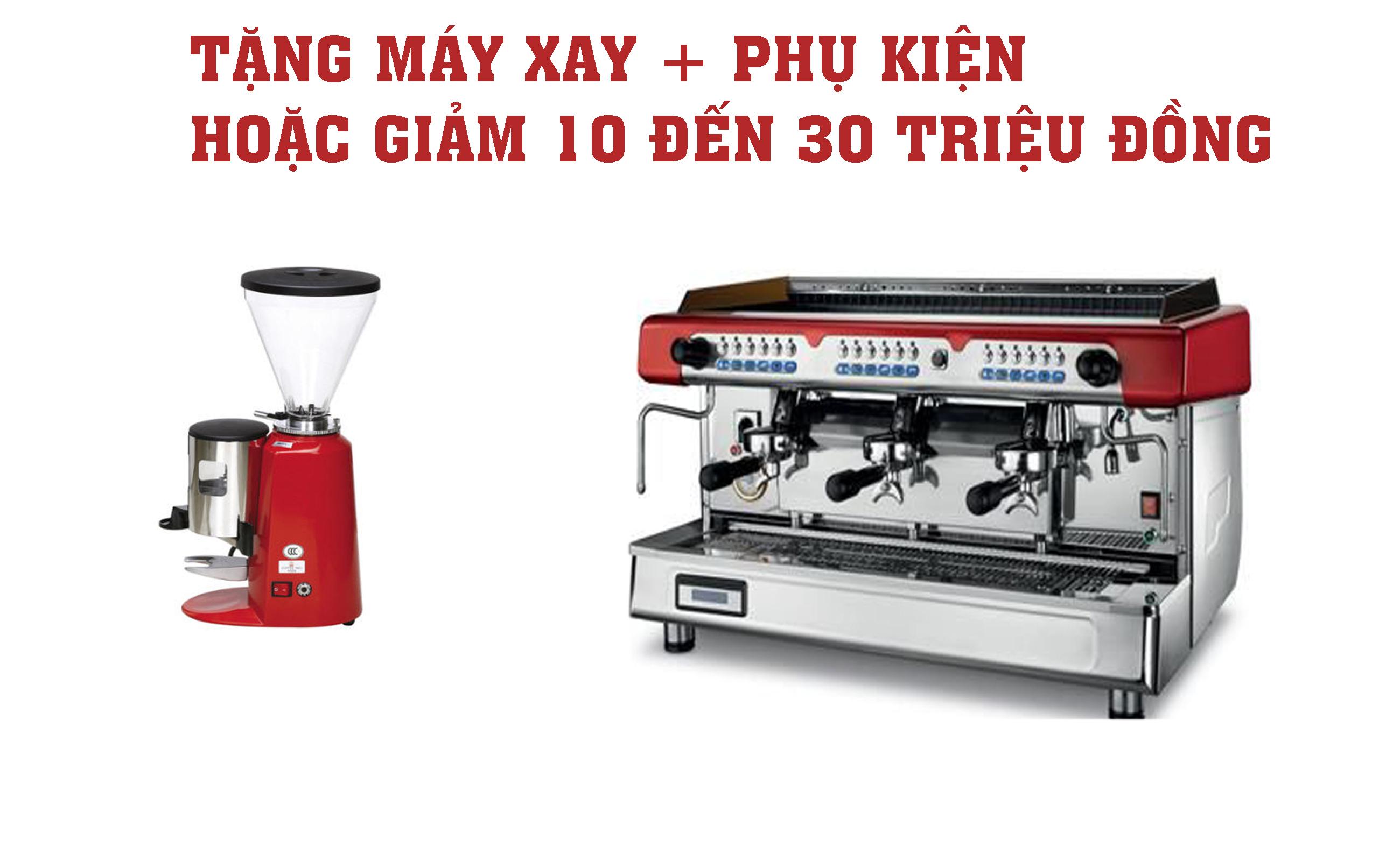Máy pha cà phê BFC Delux G3/21/EL